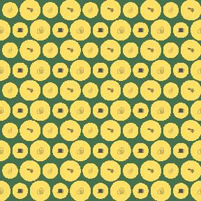 Pattern Design - #IconPattern #PatternBackground #round #projection #bathroom #circular #leisure #light #therapy