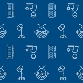 Pattern Design - #IconPattern #PatternBackground #femenine #electronic #hairdresser #storage #hairdressing