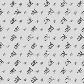 Pattern Design - #IconPattern #PatternBackground #profession #operator #people #phone #telephone #support
