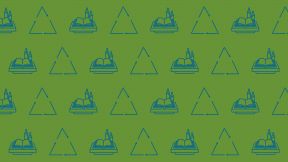 HD Pattern Design - #IconPattern #HDPatternBackground #shape #recycling #horror #scary #triangular #spooky #candles #frightening #book #shapes