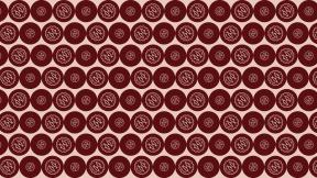 HD Pattern Design - #IconPattern #HDPatternBackground #circular #shape #geometrical #banking #black