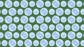 HD Pattern Design - #IconPattern #HDPatternBackground #graph #frames #swirly #border #ovals #id #statistics #business #edges