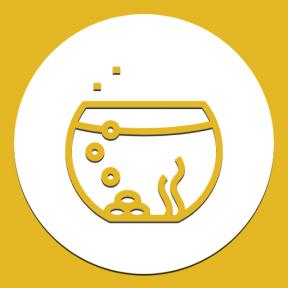 Icon Graphic - #SimpleIcon #IconElement #geometrical #geometric #black #essentials #circle #circular #shop #shapes #shape #pet