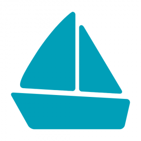 Icon Graphic - #SimpleIcon #IconElement #sailing #transport #boat #sailboat #sail