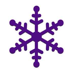 Icon Graphic - #SimpleIcon #IconElement #snow #cold #winter #weather #frost