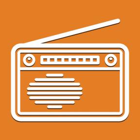 Icon Graphic - #SimpleIcon #IconElement #technology #radio #communication #device #vintage