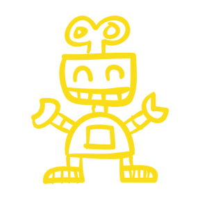 Icon Graphic - #SimpleIcon #IconElement #toy #toys #robot #funny #entertainment #technology #robots #object #icons