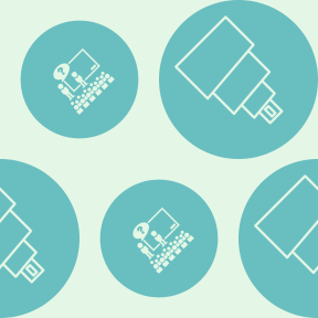 Pattern Design - #IconPattern #PatternBackground #samarra #question #black #circular #mosque
