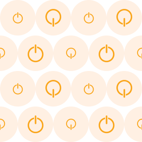 Pattern Design - #IconPattern #PatternBackground #signs #symbols #power #symbol #circular #shape #circles