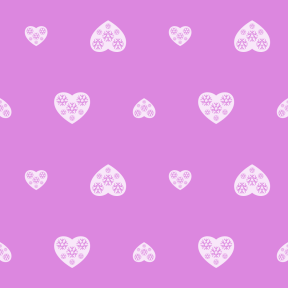 Pattern Design - #IconPattern #PatternBackground #ornaments #love #hearts #heart #shapes
