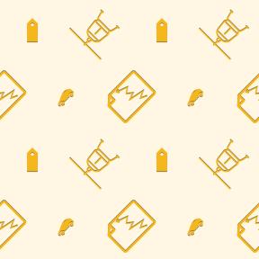 Pattern Design - #IconPattern #PatternBackground #plane #filled #chart #document #interface #commerce #marketing
