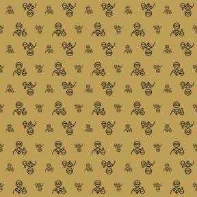 Pattern Design - #IconPattern #PatternBackground #lab #chemical #goggles #flask #laboratory #scientist #people