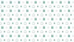 HD Pattern Design - #IconPattern #HDPatternBackground #tool #dropper #coffee #droplet #outline #and