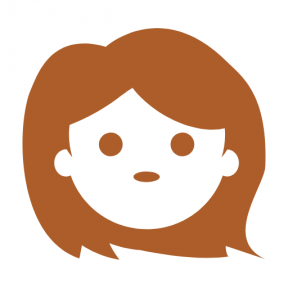 Icon Graphic - #SimpleIcon #IconElement #face #people #woman #girl #child