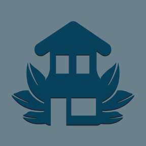 Icon Graphic - #SimpleIcon #IconElement #houses #silhouette #rest #house #plants #hotel #hotels #buildings #building