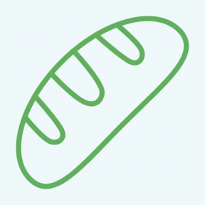 Icon Graphic - #SimpleIcon #IconElement #roll #baked #bun #bread #bakery