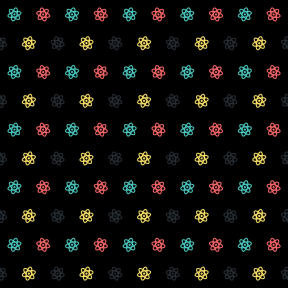 Pattern Design - #IconPattern #PatternBackground #chemistry #atom #science #medical
