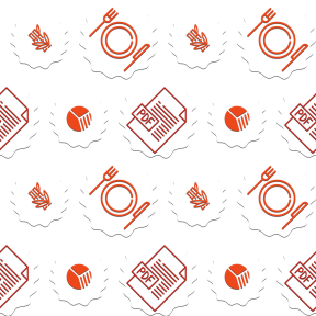 Pattern Design - #IconPattern #PatternBackground #nature #knife #Tools #spa #archive #reading #ovals #document