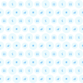 Pattern Design - #IconPattern #PatternBackground #circular #vision #hand #black #people