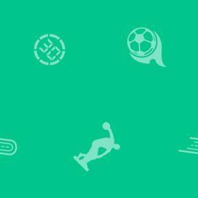 Pattern Design - #IconPattern #PatternBackground #equipment #football #tools #technology #sports #curves #seconds #statue #half