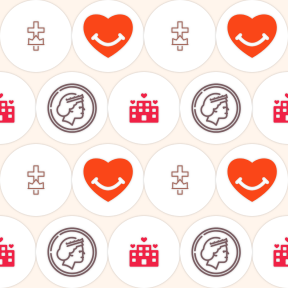Pattern Design - #IconPattern #PatternBackground #banking #currency #religious #smile #shapes #night #christ