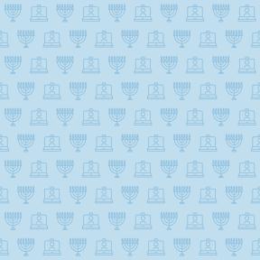 Pattern Design - #IconPattern #PatternBackground #jew #laptop #open #computer #religion #conversation #chatting #Judaism #religous #webcam