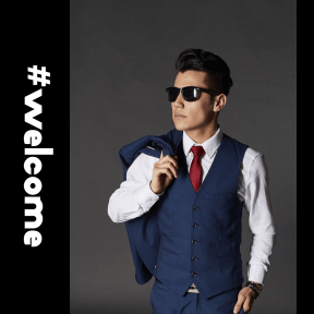 Profile Phote - #Avatar #necktie #outerwear #wear #formal #shirt #suit #eyewear #care