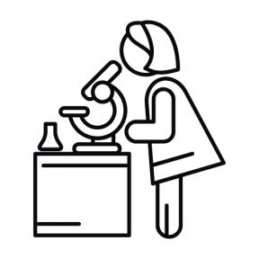 Icon Graphic - #SimpleIcon #IconElement #medicine #people #pharmaceutical #pharmacy #microscope #chemistry
