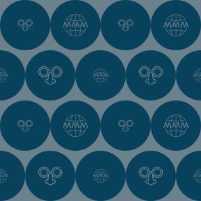 Pattern Design - #IconPattern #PatternBackground #page #circles #earth #web #symbols #internet #carnival