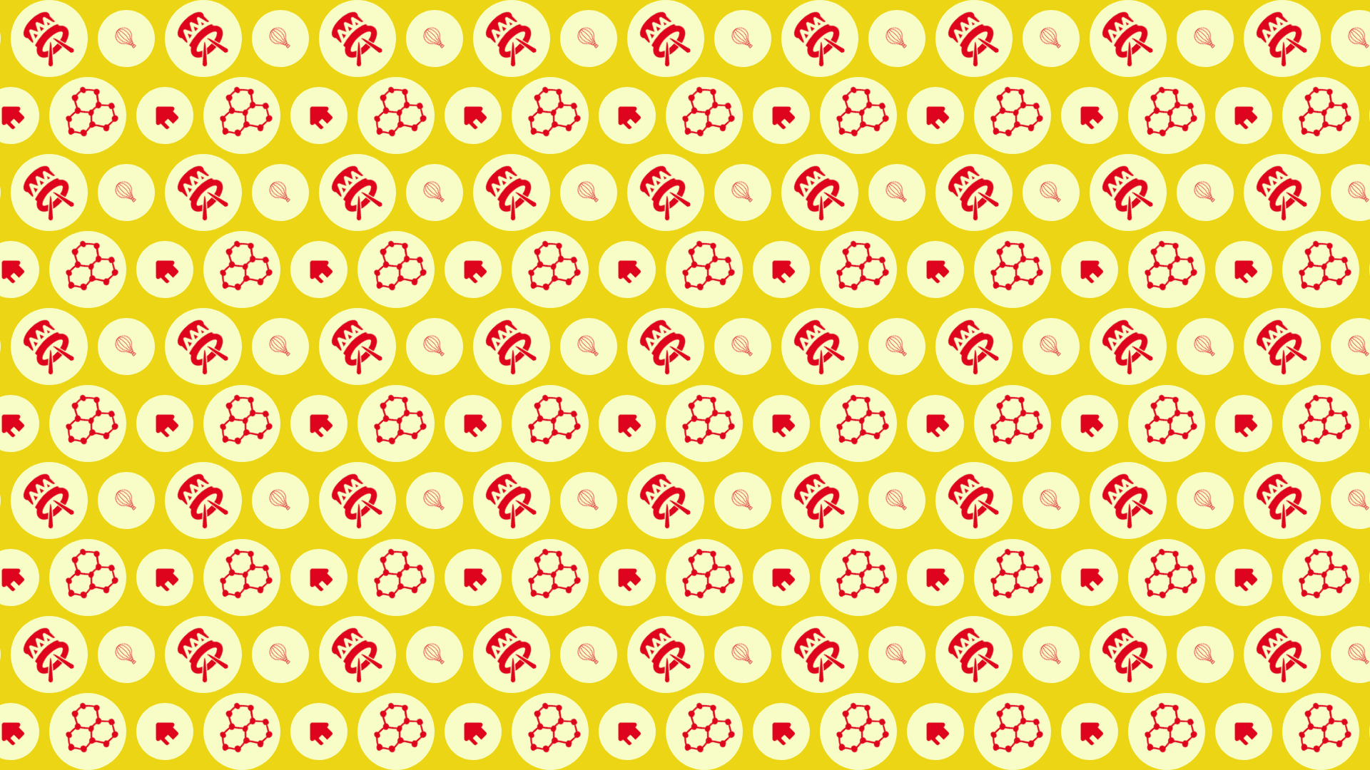 Yellow, Pattern, Orange, Design, Line, Textile, Font, Icon, Circle, Molecule, Percussion, Home, Drum,  Free Image