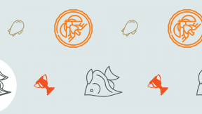 HD Pattern Design - #IconPattern #HDPatternBackground #exchange #circle #aquatic #trophies #hand #animals #rounded #air #shapes