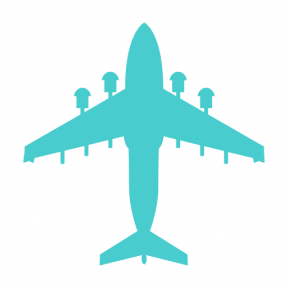 Icon Graphic - #SimpleIcon #IconElement #air #travel #transport #airplanes #airplane #transportation #shape #transports