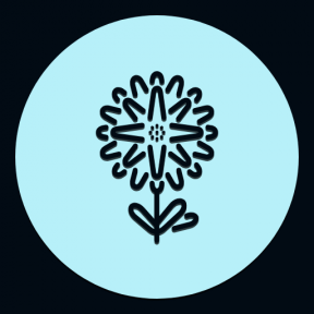 Icon Graphic - #SimpleIcon #IconElement #Asteraceae #gardening #add #nature #adding