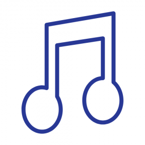 Icon Graphic - #SimpleIcon #IconElement #compose #symbol #music #notes #musician #composition