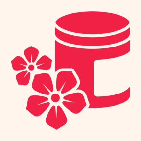Icon Graphic - #SimpleIcon #IconElement #medical #creams #cream #flower #natural #treatments #spa #flowers #treatment