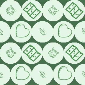 Pattern Design - #IconPattern #PatternBackground #sketched #pet #mammal #and #geometric #rat #shape #circle #animal #shapes