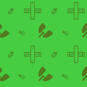Pattern Design - #IconPattern #PatternBackground #breathing #food #wrapped #technology #microphone #meal