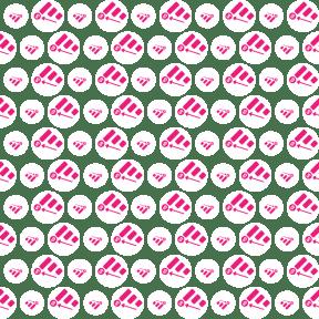 Pattern Design - #IconPattern #PatternBackground #circular #add #circle #increase #chart #business #shapes