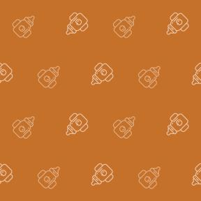 Pattern Design - #IconPattern #PatternBackground #milk #food #juice #childhood #motherhood