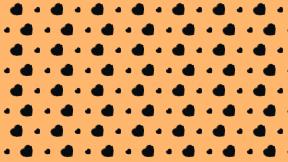 HD Pattern Design - #IconPattern #HDPatternBackground #line #love #border #hearts #weird #heart #heartbeat #symbol #shapes