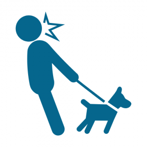 Icon Graphic - #SimpleIcon #IconElement #dog #dogs #animal #owner #directions