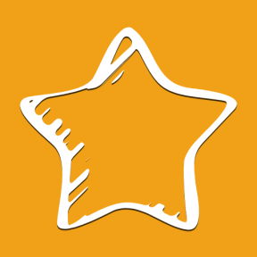 Icon Graphic - #SimpleIcon #IconElement #favourite #favorite #sketch #sketched #star #interface #shape #symbol
