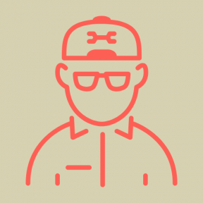 Icon Graphic - #SimpleIcon #IconElement #repair #avatar #manager #worker #man #people #glasses