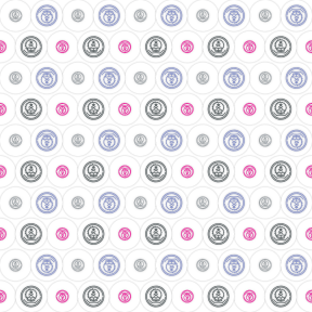 Pattern Design - #IconPattern #PatternBackground #music #business #coin #drum #circles #money #cash #shape #shapes