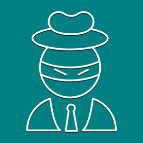 Icon Graphic - #SimpleIcon #IconElement #business #attire #head #suit #scarecrow #people