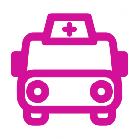 Icon Graphic - #SimpleIcon #IconElement #transport #hospital #emergency #automobile #vehicle