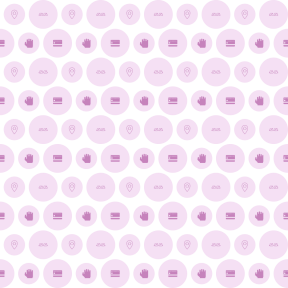 Pattern Design - #IconPattern #PatternBackground #shapes #flexed #vision #circle #Flags #real #gestures #hand #and