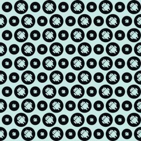 Pattern Design - #IconPattern #PatternBackground #shape #circle #symbol #shapes #circular