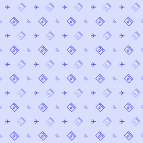 Pattern Design - #IconPattern #PatternBackground #silhouette #and #webpage #tool #planes