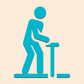 Icon Graphic - #SimpleIcon #IconElement #construction #stick #worker #man #employee